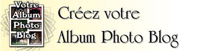 Image : Créez votre album photo blog !!